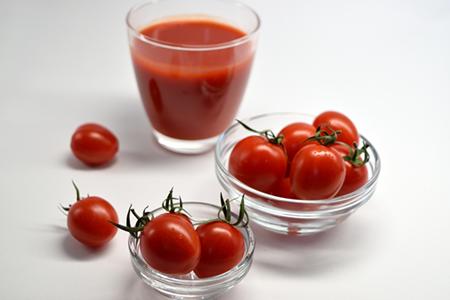 トマトジュースの栄養素