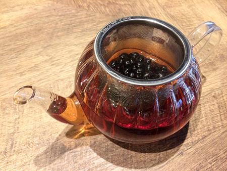黒豆茶と犬に飲ませても良い?